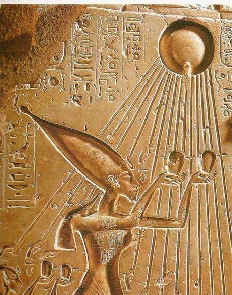[古埃及特别崇拜眼睛]古埃及特别崇拜的是