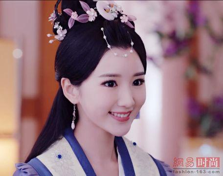毛晓彤李心艾等主演的电视剧《锦绣未央》正式版